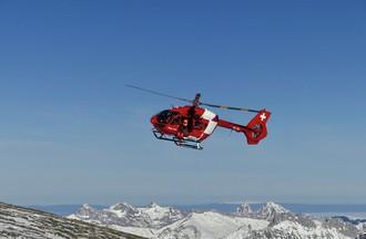 Sauvetage avalanche - REGA et Secours Alpin Suisse