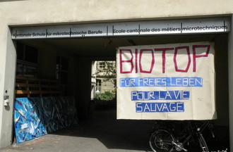 Entrée rue de Boujean 31