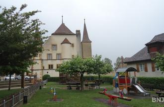 Le château de Cressier