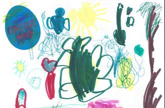 Lina, 4 ans