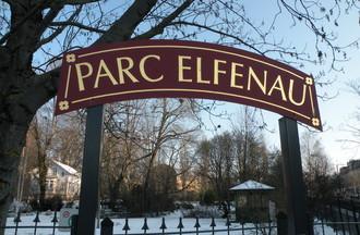 Parc de l'Elfenau