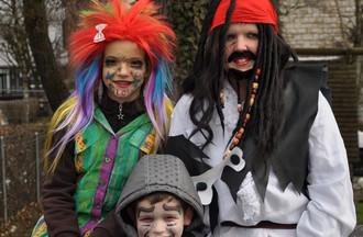 Grand cortège du Carnaval de Delémont