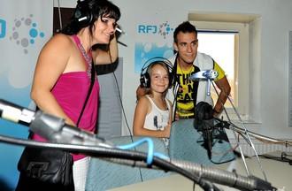 Visite à RFJ