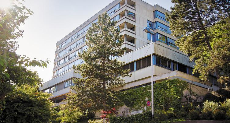 Hôpital de Moutier : l'étonnement de Jacques Gygax