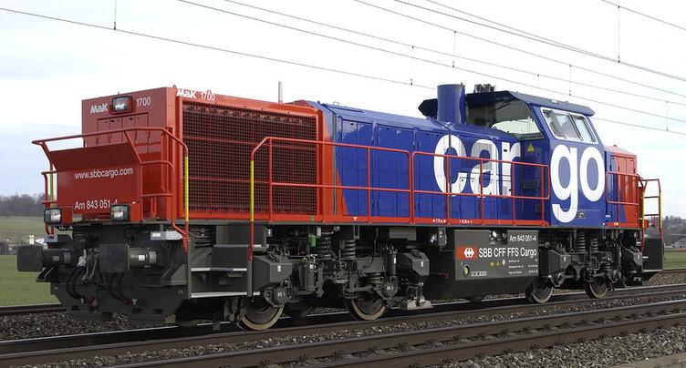 CFF Cargo reste ancrée dans le Jura