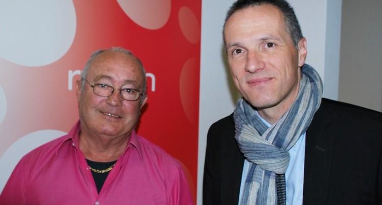 Face-à-face: Laurent Kurth et Louis Dubois
