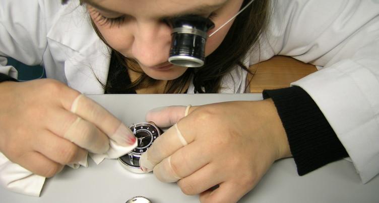 Une surveillance pour le swiss made horloger