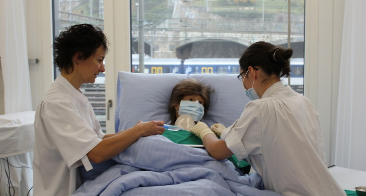Soins infirmiers : filière en Ecole supérieure aussi pour les Neuchâtelois