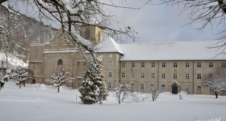Financement pour le chauffage de l'Abbaye de Bellelay
