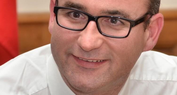 Thomas Schaffter prend la tête de l'UCA