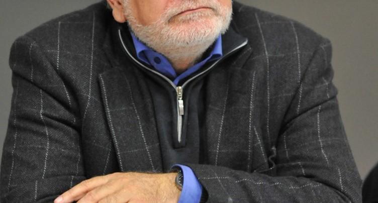 Gérard Ruch est le nouveau vice-maire de Haute-Sorne