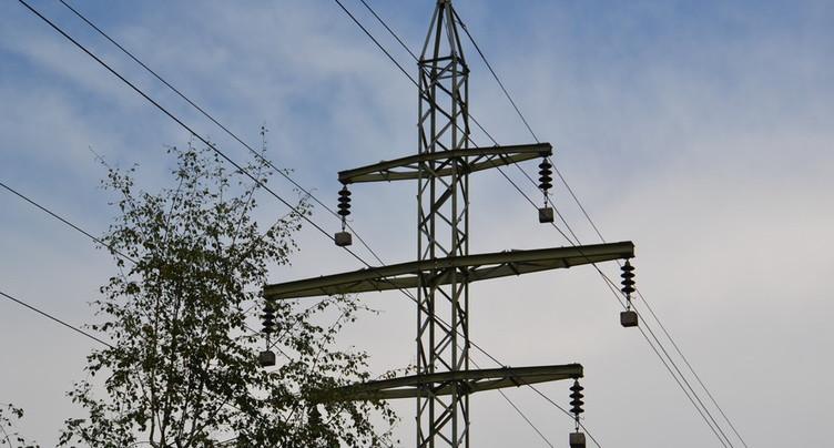 Les intempéries ont provoqué des coupures d'électricité