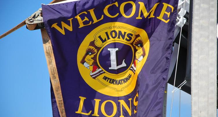 Le Lions club du Val-de-Travers généreux