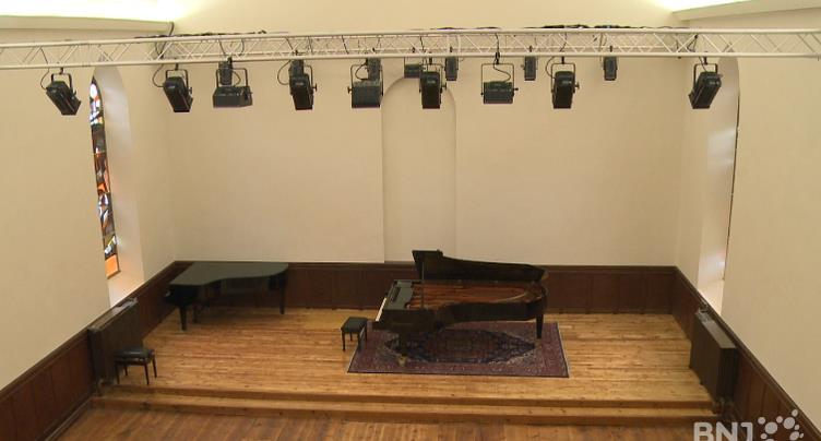 Concours international de musique classique au Vallon