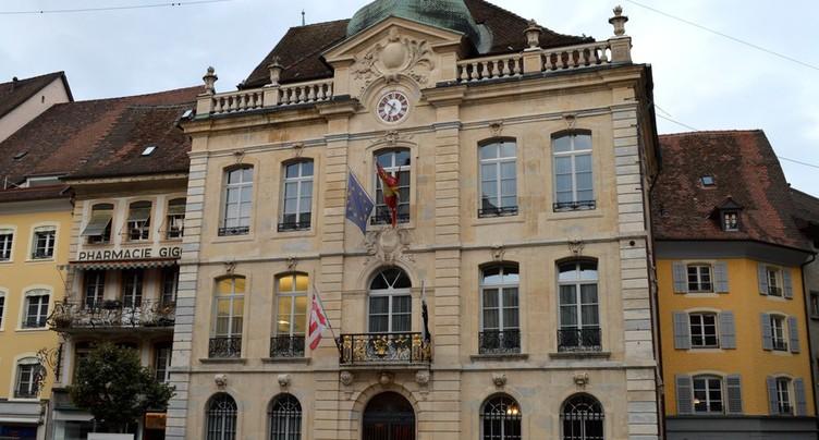 Porrentruy: érosion du PCSI au Conseil de Ville