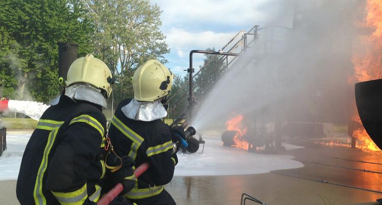 Nos pompiers de milice mieux assurés