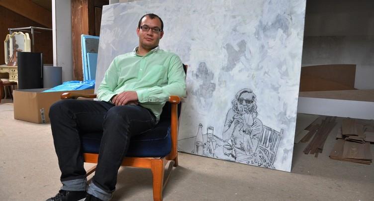 Le travail de Niklaus Manuel Güdel récompensé à Delémont