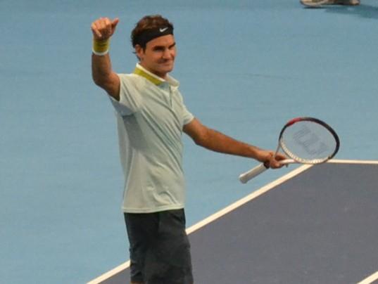 Un match référence pour Roger Federer
