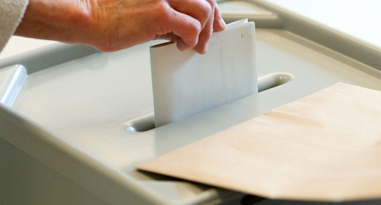 Moutier: matériel de vote envoyé