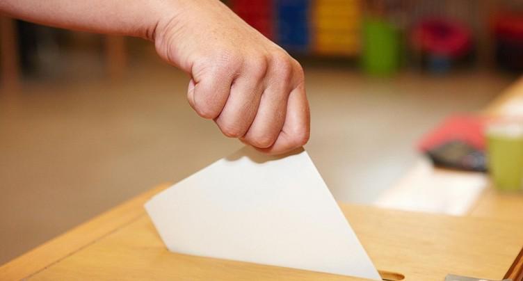 Les bulletins de vote seront recomptés à Delémont