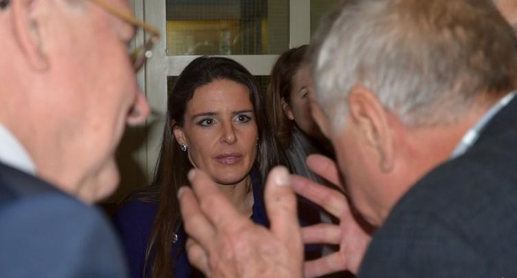 Anne-Caroline Graber réagit au présumé tourisme électoral