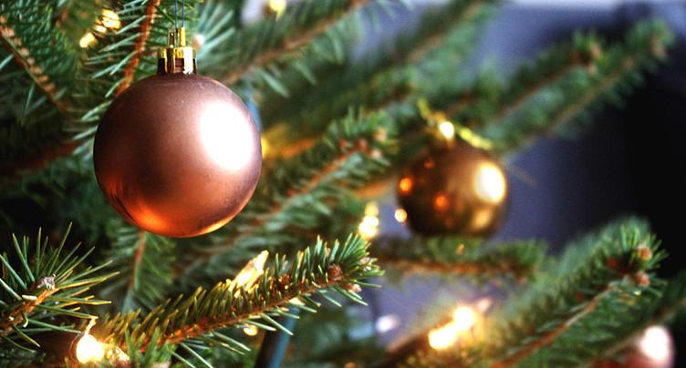 Büren : une décoration de Noël prend feu