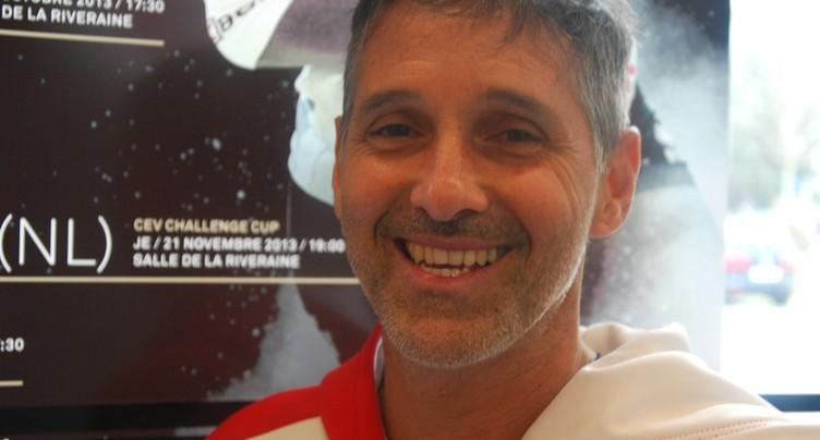 Colombier Volley se sépare de Luiz Souza