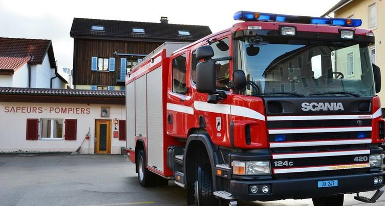 La réforme des pompiers présentée à l'AJC