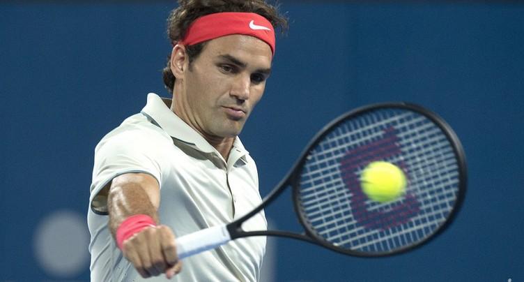 Nouveau récital de Roger Federer
