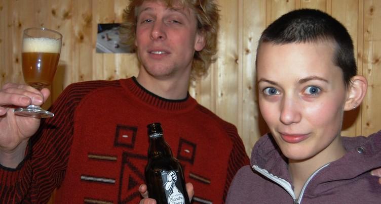 La Blanche-Pierre: une bière avec des produits locaux et des idées