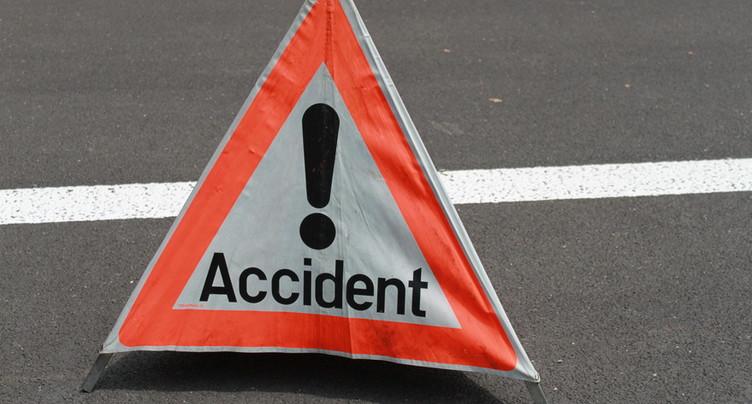 Motocycliste grièvement blessé à Anet