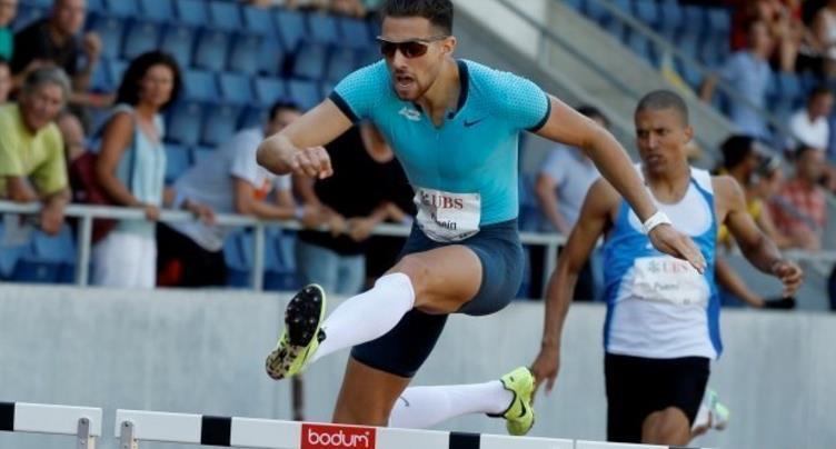 Kariem Hussein se contente de la 8e place
