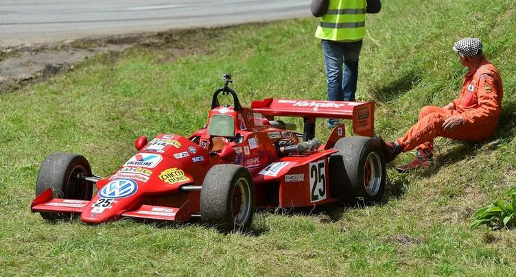 Roger Rey : la passion du sport automobile