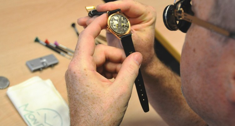 Les exportations horlogères continuent de chuter en mai