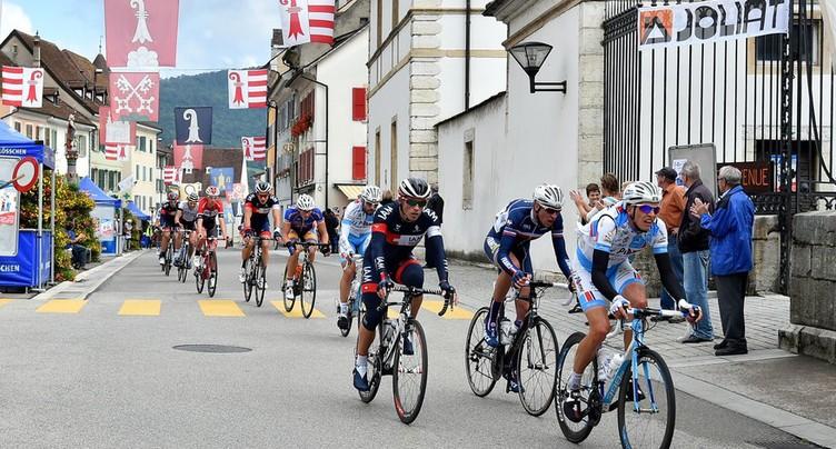 Le retour du Tour du Jura