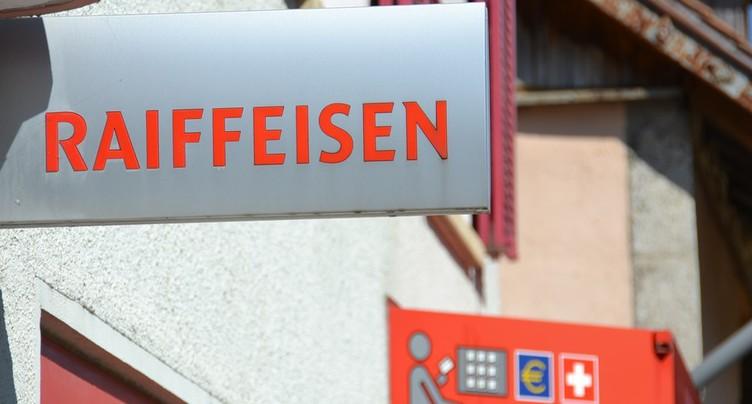 Une opposition dans le projet de banque Raiffeisen à Delémont