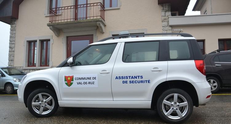 Bilan sécuritaire à Val-de-Ruz