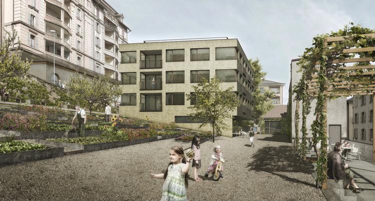 L'Etat va soutenir un projet immobilier au Vieux-Châtel