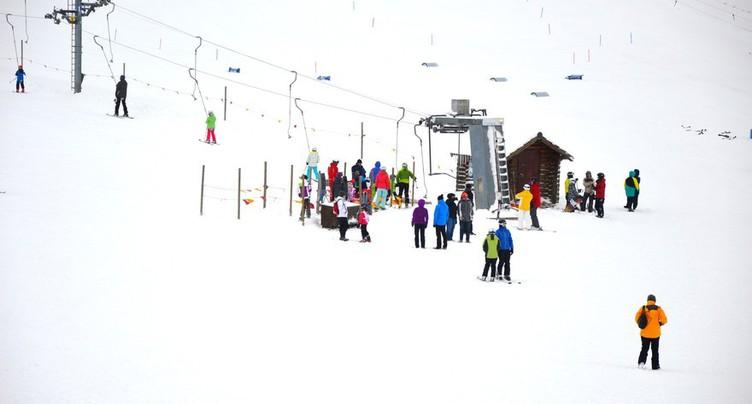 Les camps de ski ne sont pas en danger dans le canton