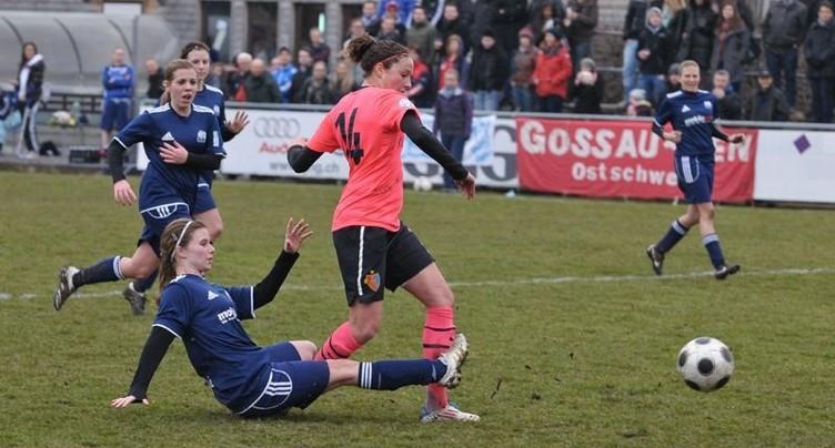 Sabrina Ribeaud de retour dans le Jura au FC Courroux