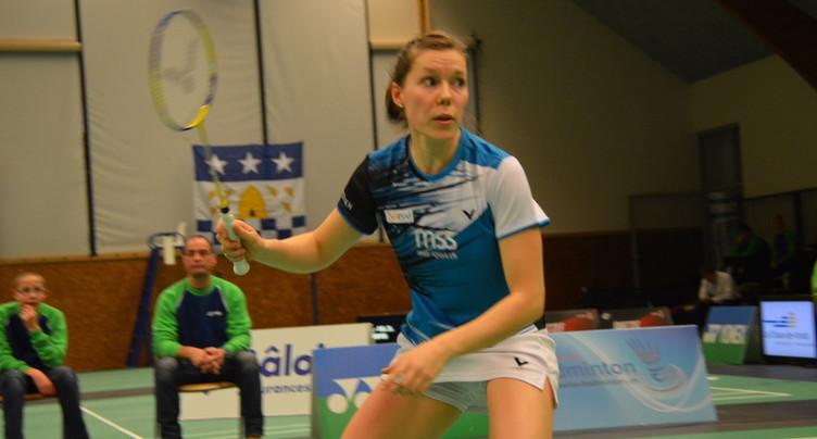 Sabrina Jaquet passe le premier tour