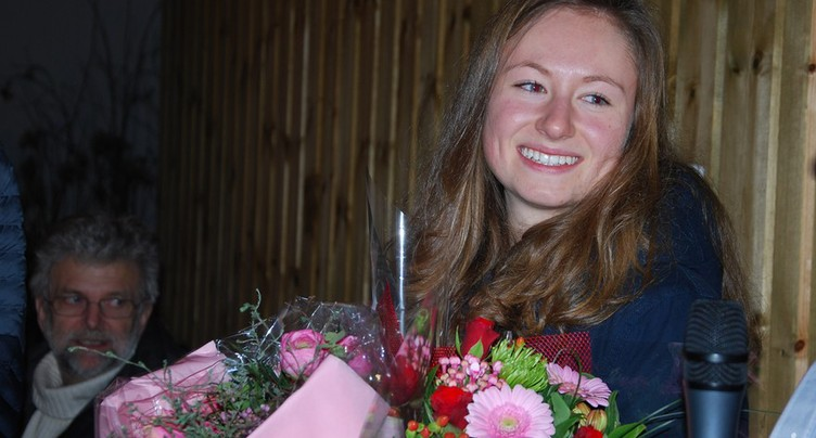 Deux médailles pour Marianne Fatton