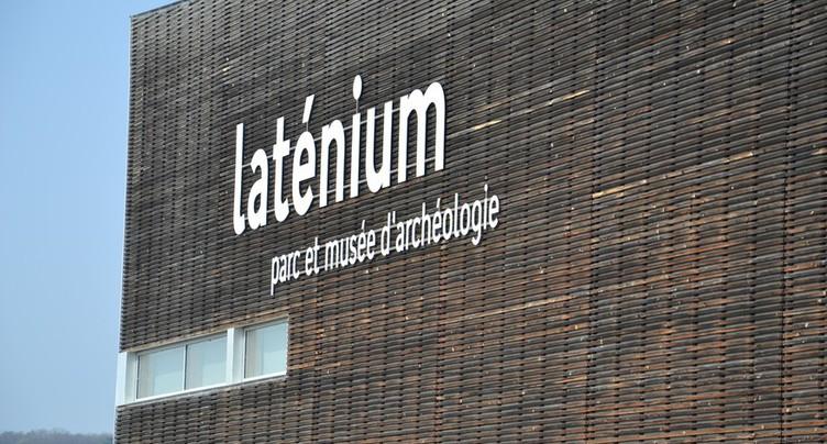 Le Laténium touche le jackpot