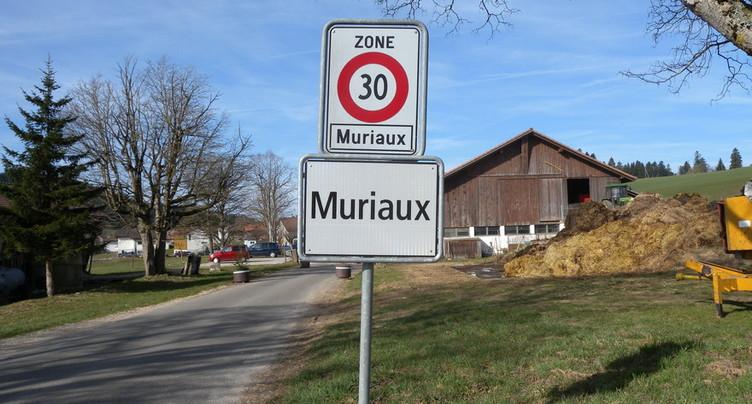 Budget avec hausse fiscale adopté à Muriaux