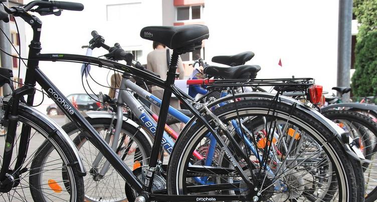 Bienne veut sonder ses cyclistes