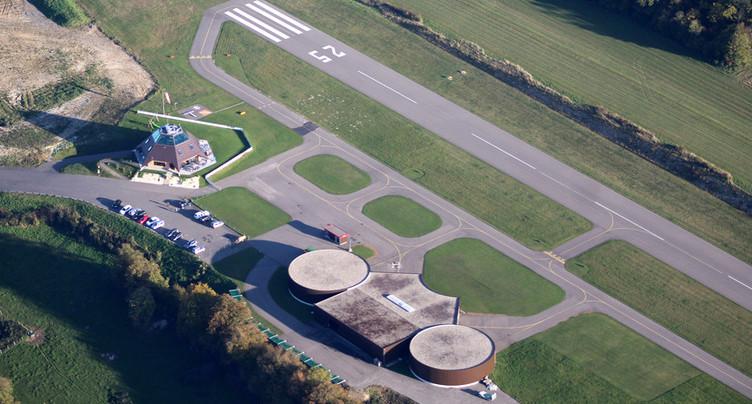 Plainte déposée à l'encontre de l'aérodrome