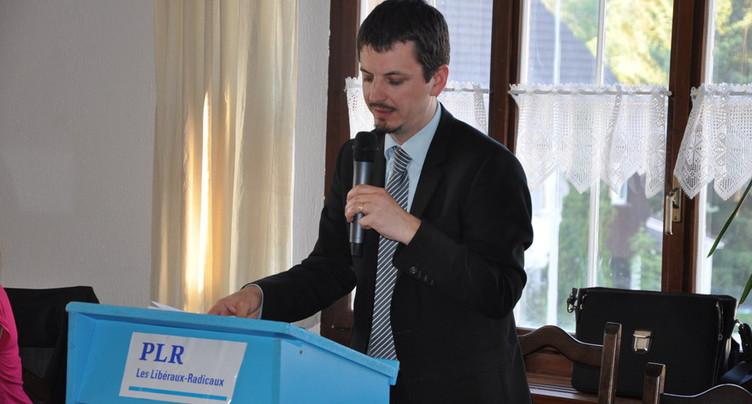 Le président du PLRJ roule pour Ignazio Cassis