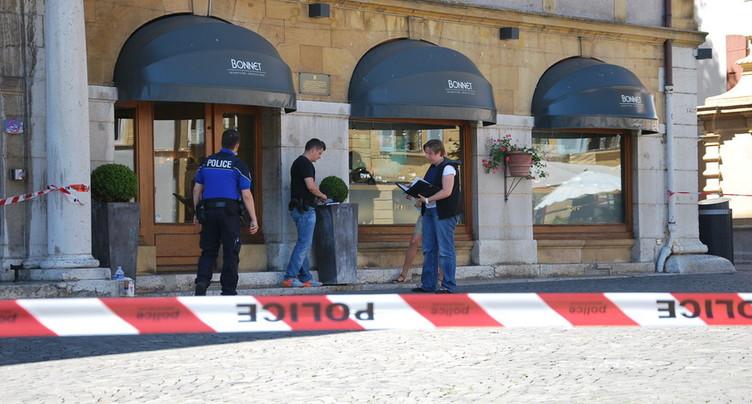 Les auteurs du braquage à la bijouterie Bonnet arrêtés