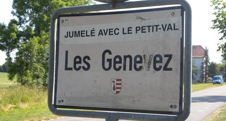 De l'avancée pour le remaniement parcellaire aux Genevez