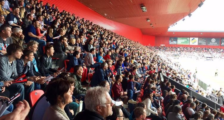 La relève du football suisse à Neuchâtel